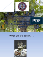 EPD Life Cycle Assessment