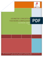 Geometry Theorems