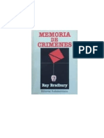 Bradbury, Ray - Memoria de Crímenes 1