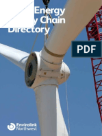 Wind Energy SCD