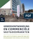 PBL Gebiedsontwikkeling en Commerciële Vastgoedmarkten