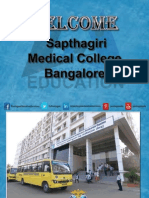 Sapthagiri Medical College Bangalore