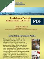 Urban Politics 2