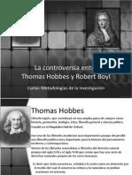 Thomas Hobbes Robert Boyl