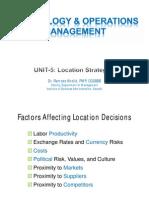 Unit05 - Location_Strategies