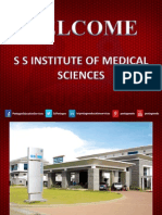 S S Institute of Medical Sciences