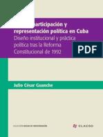 Estado, Participación y Representación Política en Cuba