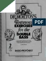Mark Morton - Torturous Exercises for the Double Bass