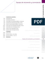 E Conmutaciones de Fuentes ES V0110