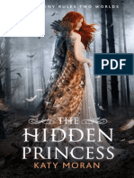 The Hidden Princess by Katy Moran - First Chapter