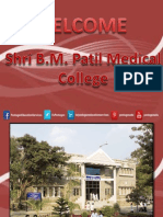 Shri B. M. Patil Medical College