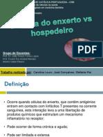Doença Enxerto Hospedeiro FINAL