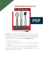 Recopilación #TuitOrienta 2013-14