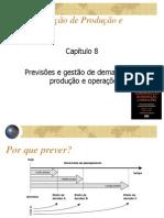 Cap 8 Previsoes