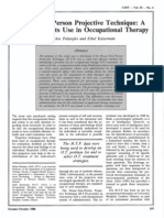 House-Tree-Person Projective Technique a Validation of Its Use in Occupational Therapy