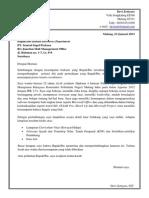 Surat Lamaran BG Junction
