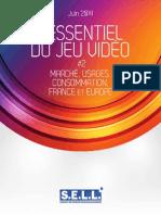 L'Essentiel Du Jeu Vidéo #2 SELL Juin14 Embargo 24 Juin 14h