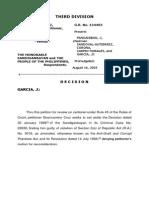 96. Buencamino Cruz v. Sandiganbayan