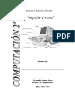 Computación 2GP Clase 01-04-2014