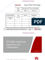 Wcdma Handover Algorithm and Parameters(FILEminimizer) (1)
