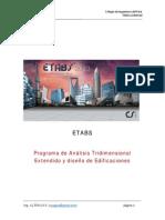 ETABS 2013 (TUTORIALES)