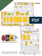 Grafica Flextronica @ PrintExpo 2014 Floor Plan