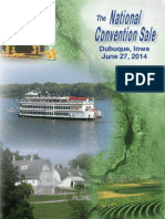 Sale Catalog - 2014 National Convention Sale