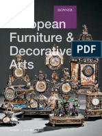 European Furniture and Decorative Arts | Skinner Auction 2740B