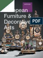 European Furniture and Decorative Arts | Skinner Auction 2740B