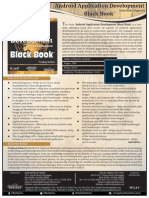 Android Application Development, Black Book