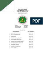 Rancangan Proker Kkn Bhakti Pertiwi Kelompok 12