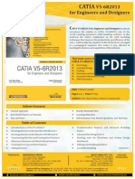 CATIA V5-6R2013 for Engineers and Designers