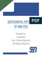 Chromatography IMA I
