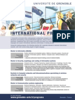 International Programs Web