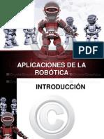 Aplicaciones de La Robótica (1)