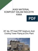 (1) Aplikasi Komposit Di Industri Kimia