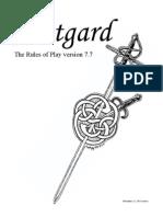 Amtgard Rulebook 7.7