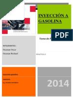 Datos PID Con Escanner