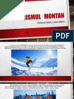 Turism Montan