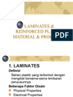 (2a) Laminate & Reinforcement Mat'l