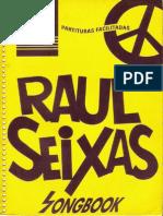 RAUL SEIXAS_Partituras Facilitadas_EASY PLAY Songbook