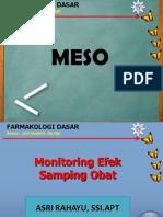 bahan kuliah Meso CREATED BY ASRI