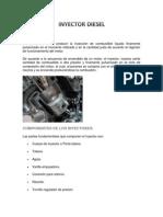 Inyector Diesel