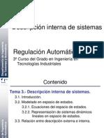 Tema 3 _ Descripción Interna de Sistemas