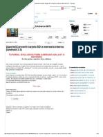 (Aporte)Convertir Tarjeta SD a Memoria Interna (Android 2