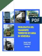 60 Problematica Transporte Carga Venezuela