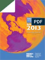 Anuario de Seguridad 2013