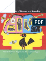 The Psychology of Gender and Sexuality