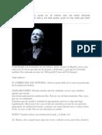 Entrevista Leonard Cohen