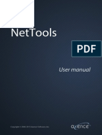 NetTools Manual